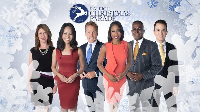 Christmas Parade team