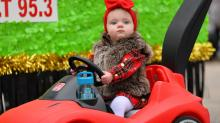 IMAGES: 2019 Raleigh Christmas parade