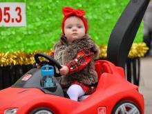Raleigh Christmas Parade 2019