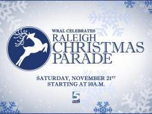 WRAL Celebrates the Raleigh Christmas Parade