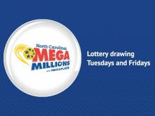 North Carolina (NC) Lottery Results, Powerball, Mega