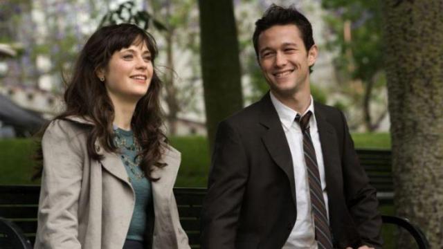 "Zooey Deschanel and Joseph Gordon-Levitt star in ""500 Days of Summer."""