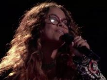 Local contestant auditions for The Voice