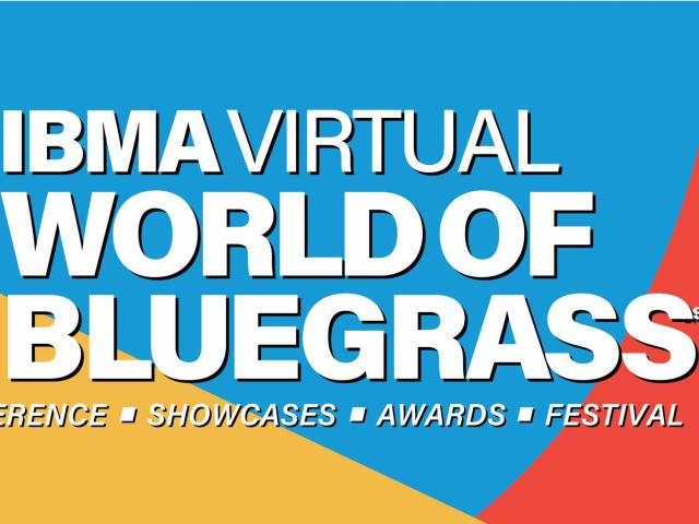 IBMA is hosting a virtual World of Bluegrass in 2020 in light of the Coronavirus pandemic.