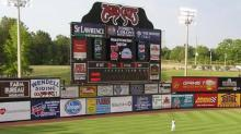 IMAGES: Five Faves: Best things about Carolina Mudcats