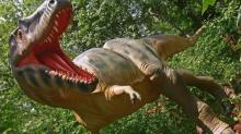 IMAGE: Looking for an egg hunt twist? Try Museum of Life and Science's Dino Egg Hunt