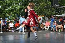 Centerfest Irish Dancers