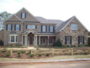 A Wake County Parade of Homes entry on Ileagnes Road in Raleigh.