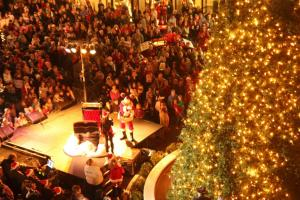 Christmas Tree Lighting at North Hills