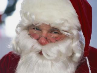 Santa Claus for North Hills
