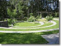 Duke Garden Amphitheatre