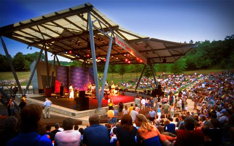 North Carolina Museum of Art Amphitheatre