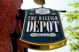 The Raleigh Depot