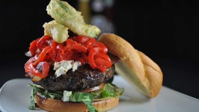 Better than Ted Burger at Tribeca Tavern. (Photo from Rocky Top Hospitality)