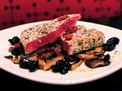Sicilian-style tuna @ Gravy