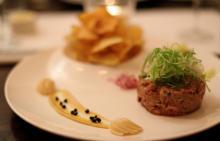 Kobe beef tartare