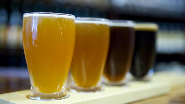flight beer