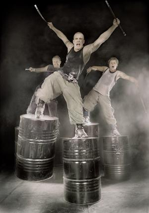 """STOMP brings new meaning to """"dancing in the street"""""""