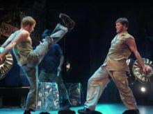 STOMP's eight-member performance troop will have you sitting on the edge of your seat.