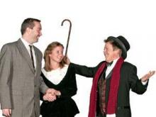 """The Cary Players are presenting '""""t's a Wonderful Life"""" Dec. 1-5, 2011."""
