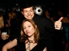A look at the New Year's Eve festivities at nightspots in downtown Raleigh as 2011 drew to a close.
