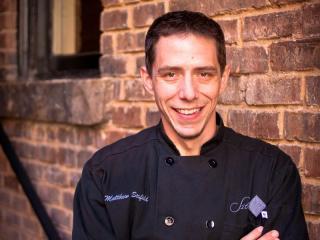 Matthew Scofield is a chef at Sitti. (Photo courtesy Empire Eats)