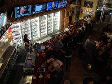 A look at World of Beer in North Hills, which is holding its grand opening on Friday, Jan. 13, 2012.