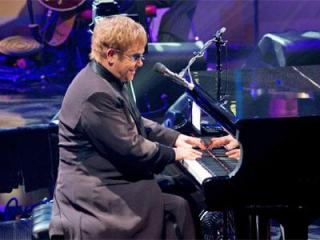 Elton John (Photo credit Rebecca Taylor)