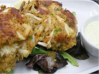 Rockwell's Crabcake