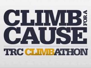 Climb for a Cause on March 2, 2012, to raise money for the Ronald McDonald House of Durham.