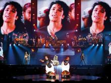 A look at Cirque du Soleil's Michael Jackson Immortal World Tour coming to the RBC Center on March 10-11, 2012.