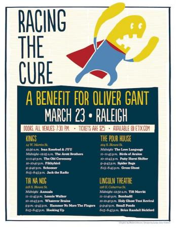 Racing the Cure