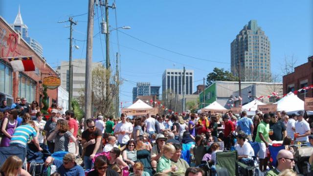 Cuegrass Festival