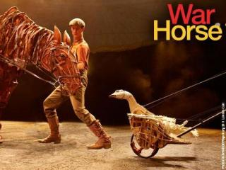 """War Horse"" runs at the DPAC form Oct. 2-7, 2012. (Image courtesy of the DPAC)"