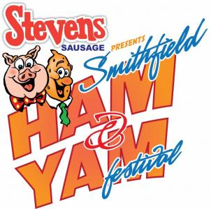 The Ham & Yam Festival in downtown Smithfield is being held May 4-5, 2012.