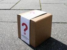 Staff with the North Carolina Museum of Nature Sciences are placing 500 of these boxes across the area until Friday, March 30, 2012. Prizes are inside.