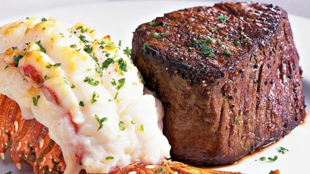 Flemming's Steak and Lobster Spring Break Special