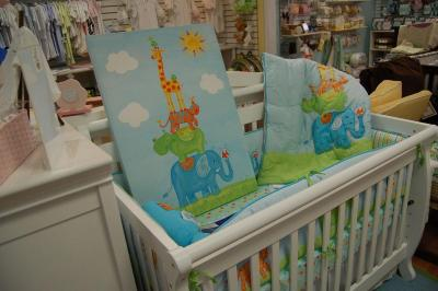 GreenPea Baby offers cute baby clothing, furniture and more.