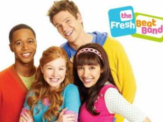 The Fresh Beat Band (Image from DPACNC.com)