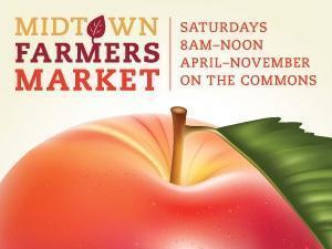 Midtown Farmers Market 2012