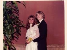 WRAL's Out & About is celebrating prom season by featuring pics of WRAL reporters at their proms.