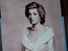 Princess Diana's dresses are on display at the Southern Women's Show held this weekend at the North Carolina State Fairgrounds in Raleigh.