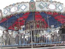 Fayetteville's 30th Dogwood Festival hosted booths to taste beverages, buy neat items and eat some fried food. They also had rides for the kids and enjoyed great weather.