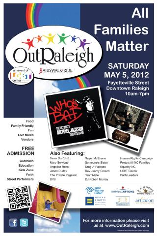 OutRaleigh 2012: All Families Matter