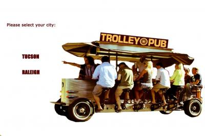 The Trolley Pub
