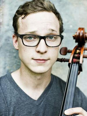 Ben Sollee (Image from Facebook)