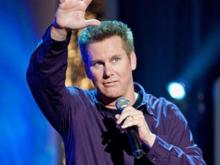 Comedian Brian Regan (Image from Live Nation)