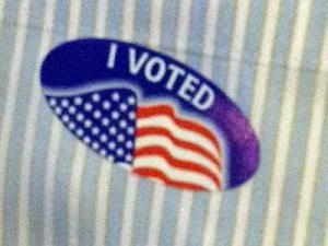 Did you vote today?