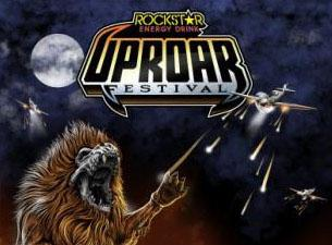 Uproar Festival (Image from Live Nation)