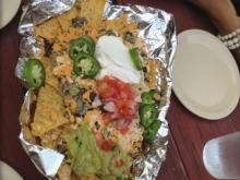 The Remedy Diner: Daiya cheese vegan nachos! Yums.